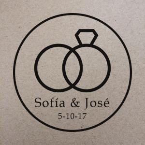 """Sello de Goma """"Sofía"""""""