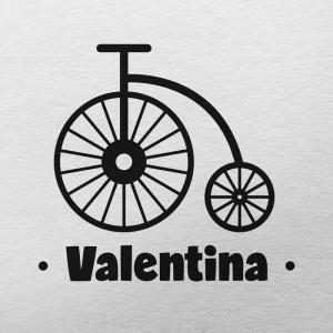 """Sello de Goma """"Bicicleta Vintage"""""""