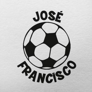 """Sello de Goma """"Fútbol"""""""