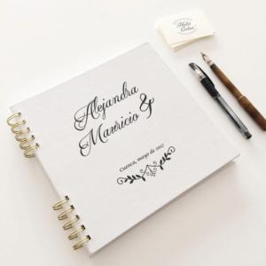"""Cuaderno """"Alejandra"""""""
