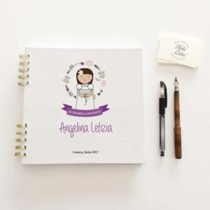 """Cuaderno """"Angelina"""""""