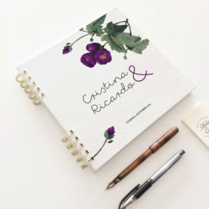 "Cuaderno ""Cristina"""