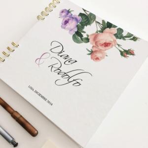 "Cuaderno ""Diana"""