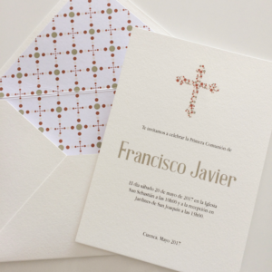 "Invitación ""Francisco"""