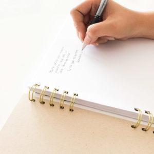 """Cuaderno """"María Emilia"""""""