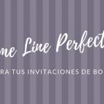 El Timeline Perfecto para tus Invitaciones de Boda
