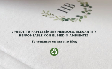 ¿Puede tu Papelería ser elegante, hermosa y amigable con el medio ambiente?